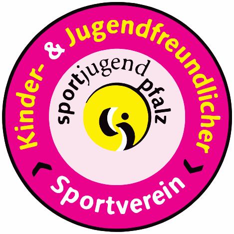 Gütesiegel der Sportjugend Pfalz: Kinder- und Jugendfreundlicher Sportverein