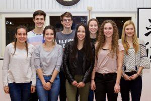 Die Jugendvertretung 2017